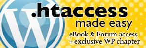 .htaccess WordPress