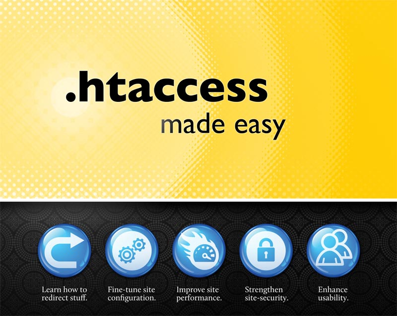 .htaccess made easy - PDF/eBook