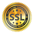 100% SSL Secure Transaction